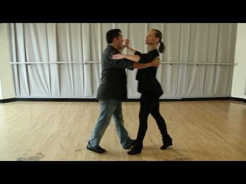 Learn How to Dance - The Waltz - beginner box lesson