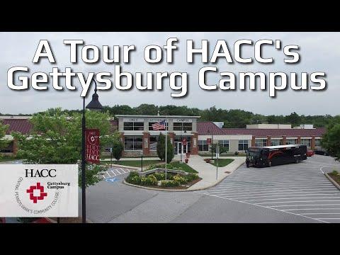 A Tour of HACC's Gettysburg Campus