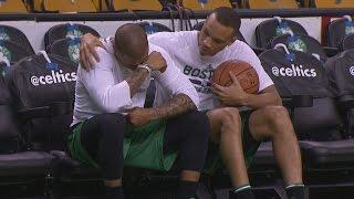 Bulls Steal Game 1! Sad News for Isaiah Thomas - Bulls vs Celtics