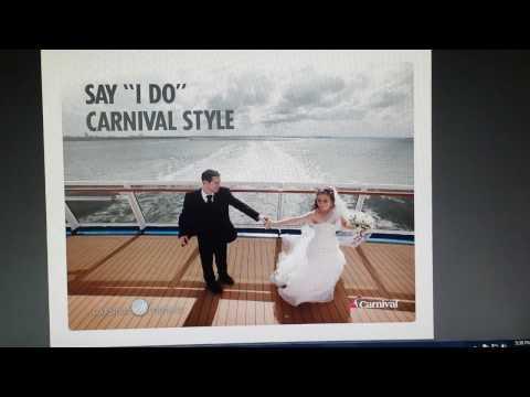 Carnival Cruise Ship Wedding Cruises 2017