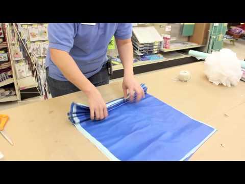 Crankin' Out Crafts -ep419 Pom Pom Decor (Tablecover)
