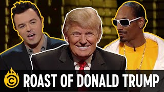 The Harshest Burns from the Roast of Donald Trump