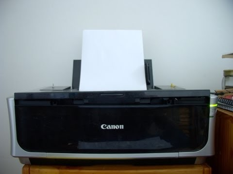 Canon Printer Pixma IP 4500 How to Clean Printing Head Part 6 Of Canon Pixma Ip 4500 repair series