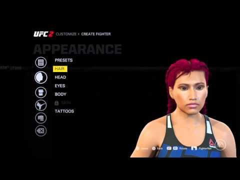 See Nicki Minaj Created In EA SPORTS™ UFC® 2