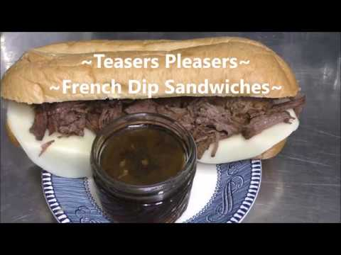 ~French Dip Sandwiches~ Electric Pressure Cooker Way!!!
