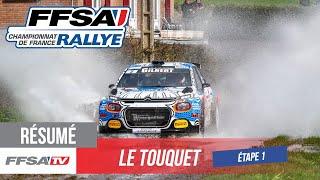 60e Rallye Le Touquet Pas-de-Calais - Étape 1