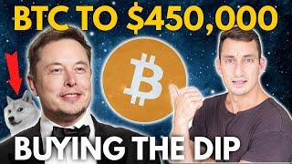 HUGE BULLISH CRYPTO \u0026 BITCOIN NEWS TO BUY THE DIP! Coinbase IPO to Surge! Elon Musk, SEC \u0026 DOGEcoin