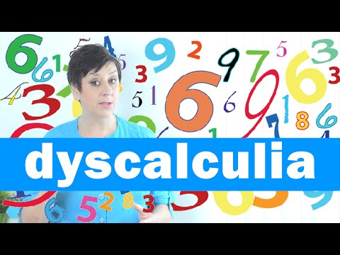 What is Dyscalculia? - Maths Dyslexia - Simple Explanation and Solution