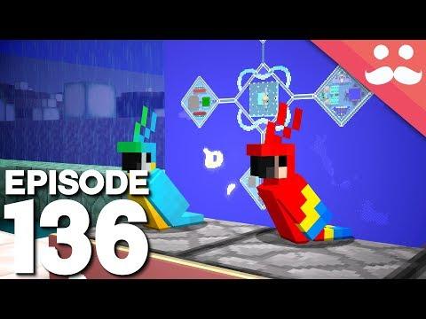 Hermitcraft 5: Episode 136 - Parrots & TNT TREE FARMS!