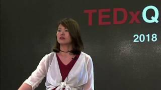 游走于小众和大众之间 | Zhichen (Bosia) Bao | TEDxYouth@QDHS