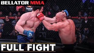 Full Fight | Fedor Emelianenko vs. Chael Sonnen - Bellator 208