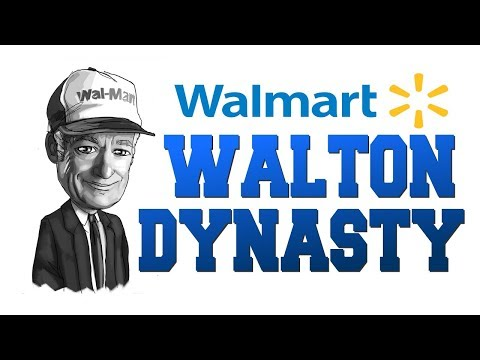WALTON FAMILY SECRET DYNASTY FULL 2018 DOCUMENTARY WAL-MART STORIES RETAIL AND MERCHANDISE