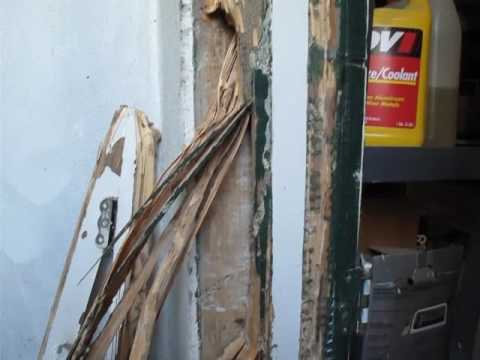 Replace Rotted Door Jamb
