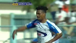MAGOLI YOTE: AZAM FC 3-1 FASIL KENEMA (CAF CC - 24/8/2019)