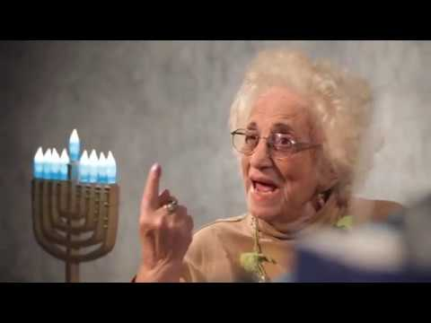 Happy Chanukah from the Jewish Home!