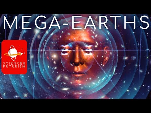 Mega Earths