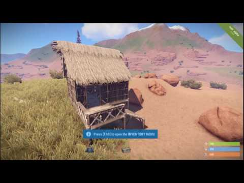 How to Make A Simple House On Rust