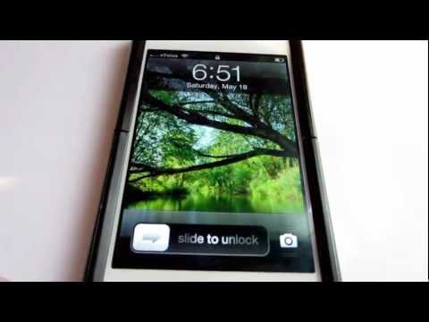 Asking Siri Questions on iPhone 4s