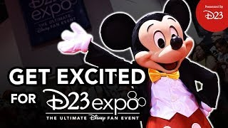 Get Excited for D23 Expo 2019 with Every Amazing Moment from D23 Expo 2017