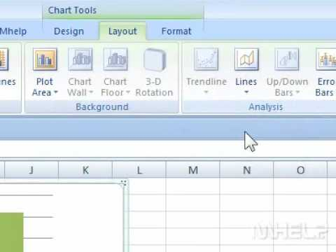 How to remove series lines for a chart in a spreadsheet