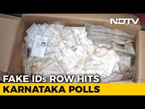Karnataka Elections: 10,000 Voter IDs Seized From Bengaluru Apartment, Probe Ordered