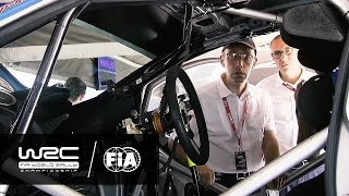 WRC 2016: WHO IS WHO - Jerome Toquet (FIA Technical Delegate)
