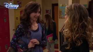 Official - Girl Meets World - Girl Meets Popular - Riley's Party Girl Walk - HD