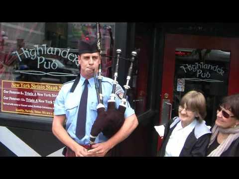 Ottawa Police Piper Rideau Street