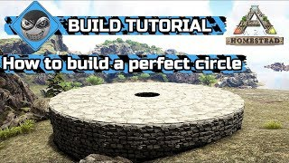 Ark Survival Evolved: How to build a base - Mansion build tutorial