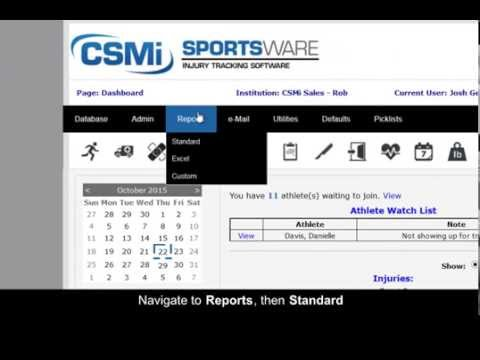 How can I tell which athletes have completed their forms and demographic information?