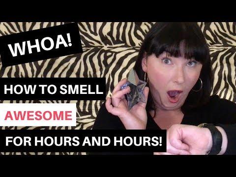 How To Make Perfume Last Longer: Perfume Hacks