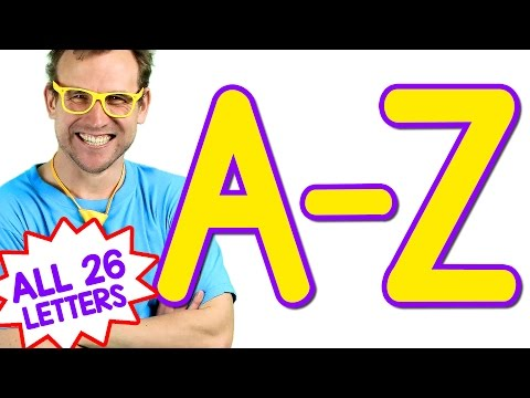 ABC Alphabet Songs - All 26 Letters! Learn the Alphabet A to Z | Bounce Patrol Phonics Song