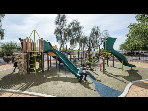 Silver Sands Montessori Charter School - Henderson, NV - Visit a Playground - Landscape Structures