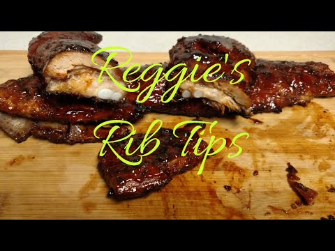 Reggie's Rib Tips