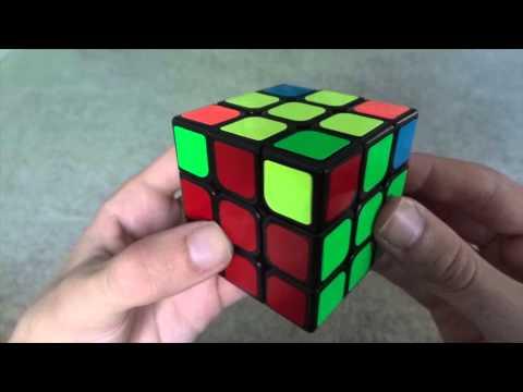 Solve the Rubik's Cube (Third Layer) (Read Description)