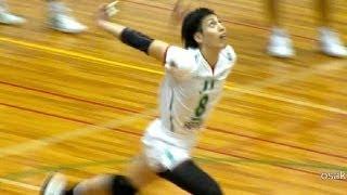 バレーボール 越川優 ジャンプサーブ ハイキュー 排球 | Volleyball Jump Serve  Yu Koshikawa