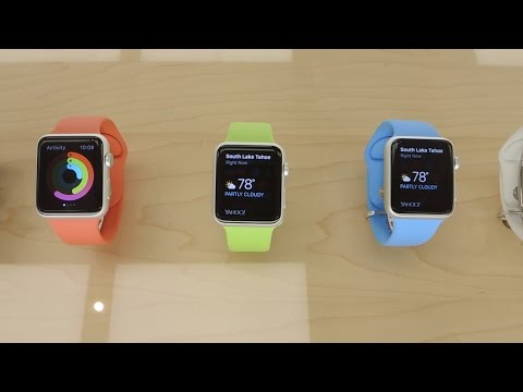Apple Watch: All the Bands