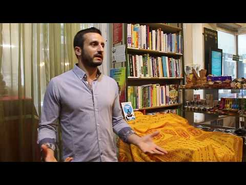 Health Wellbeing and Work by Hari Kalymnios (full lecture)