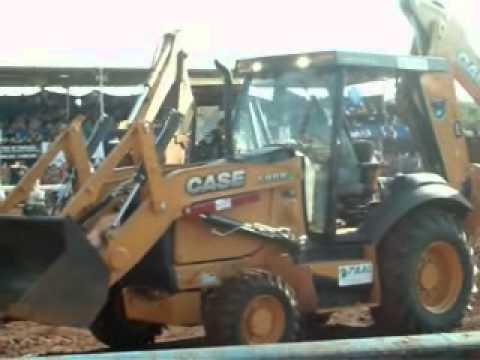 FAAL Case 580N  Demolicar Sumaré  2012