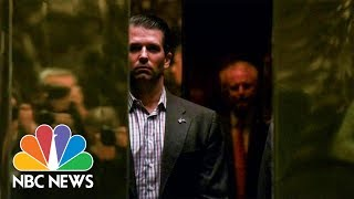 Donald Trump Jr.: The Latest in the Trump–Russia Saga  | Megyn Kelly | NBC News
