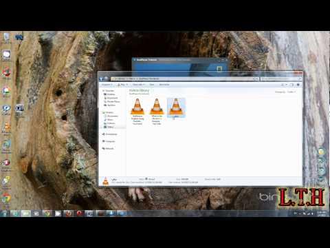 تعليم كيفية تحميل ملفات الفيديو من الانترنت