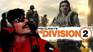 DrDisrespect Plays The Division 2 | First Look