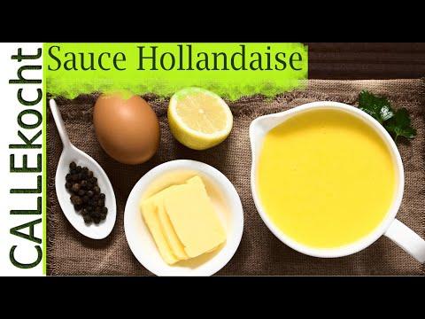 Sauce Hollandaise zubereiten - Rezept für die Göttin der Soßen