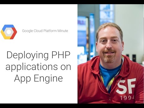 Deploying PHP Applications on App Engine