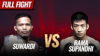 [HD] Suwardi vs Rama Supandhi    One Pride MMA FN #36
