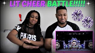 """Battle of the Cheer Squads!"" By @TheKingOfWeird REACTION!!!!"