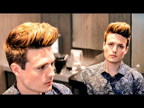Mens Hair | Summer Highlights - Hairstyle Inspiration