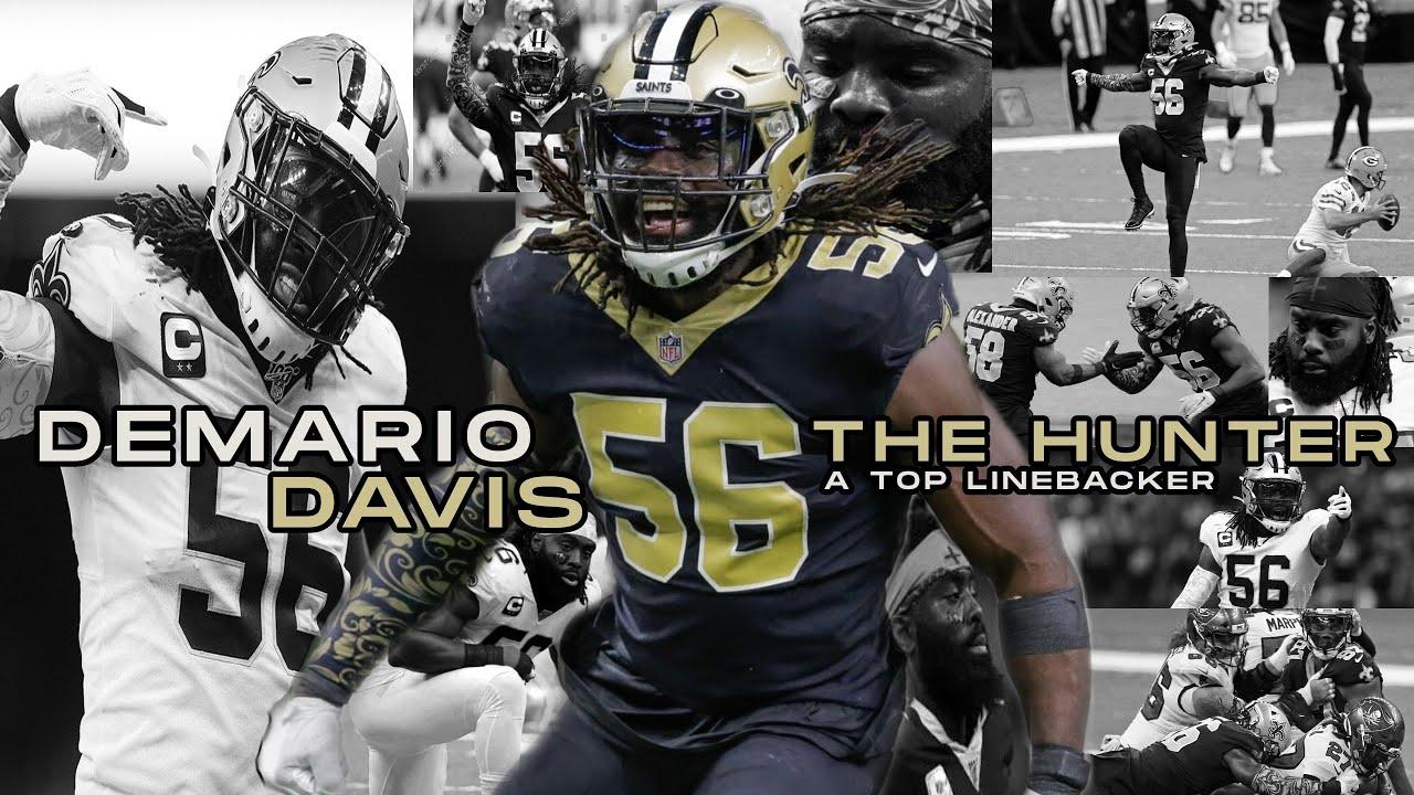 "Demario Davis 2020 Highlights | ""The Hunter"" ᵂᴰ⁴ᴸ"