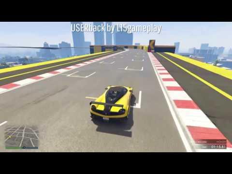 GTA Custom Race Showcase #7