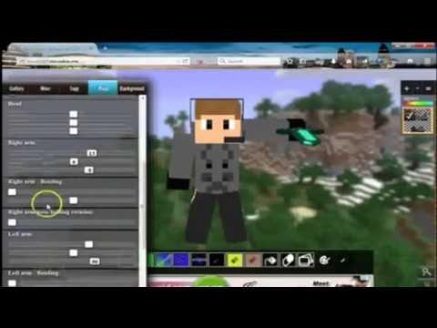 How to Render Minecraft Skin Online (No Download Needed)